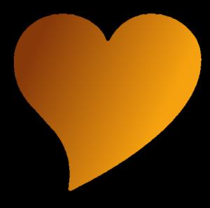 Herz-gold